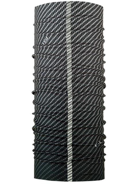 P.A.C. Reflector Halsbedekking grijs/zwart